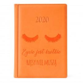Pomarańczowy Kalendarz 2020