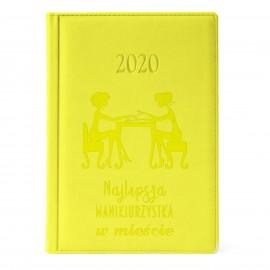 Neonowy Kalendarz 2020
