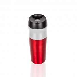 Czerwony kubek termiczny Air Gifts 400 ml