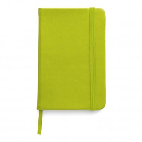 Kolorowy notes z Twoim grawerem- 14 x 21 cm