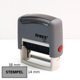 Pieczątka automat samotuszujący - stempel 14x38mm
