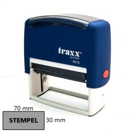 Pieczątka automat samotuszujący - stempel 30x70 mm