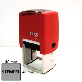 Pieczątka automat samotuszujący - stempel 40x40 mm