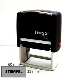 Pieczątka automat samotuszujący - stempel 35x60 mm