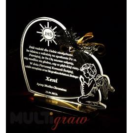Pamiątka z podświetleniem