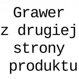 Grawer z drugiej strony produktu